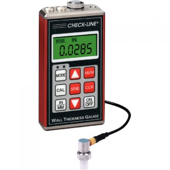 TI-007DL Data Logging Precision Ultrasonic Wall Thickness Gauge