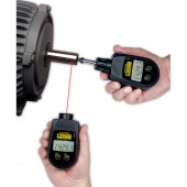 PLT-5000 Laser contact and non-contact tachometer