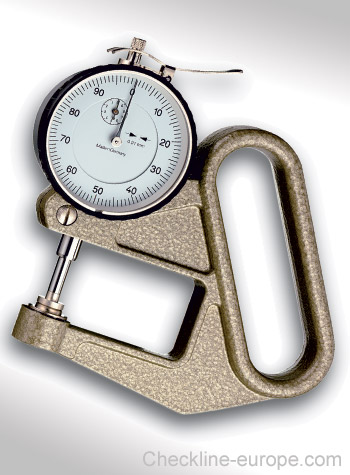 JA-50 Thickness Gauge