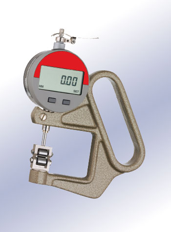 JD-50-R Thickness Gauge for moving objects