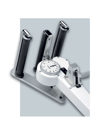 DXR Tension meter with special roller support