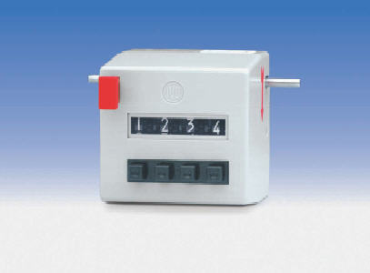 UE102 Mechanical Preselection Revolution counter