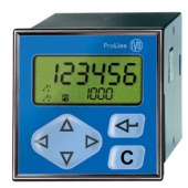 TA134 IVO Tachometer with 2 Limits and Multifunction