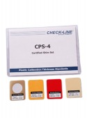 Cps Calibration standards in various thicknesses