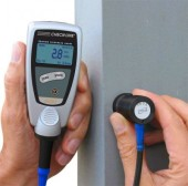 3000EZ-E Series Coating Thickness Gauge with External Probe