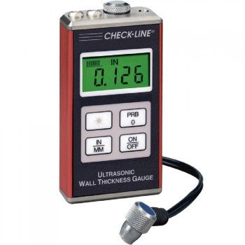TI-25P Programmable Ultrasonic Wall Thickness Gauge