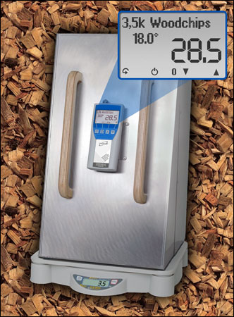 BM2 Biomass Moisture Meter with Output & Software