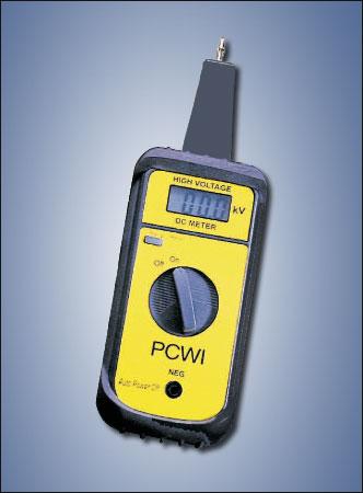 High Voltage Dc Crest Meter Dc Crest