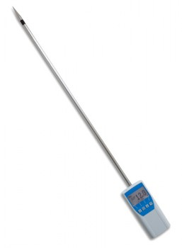 MCT-HS Hay and Straw Moisture Meter With Stabbing Probe