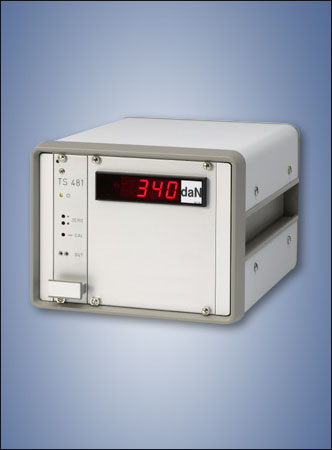 MU481-19 Measuring amplifier unit