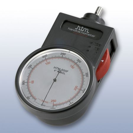 htm held mechanical tachometer