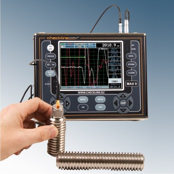 MAX-II Ultrasonic Bolt Tension Monitor