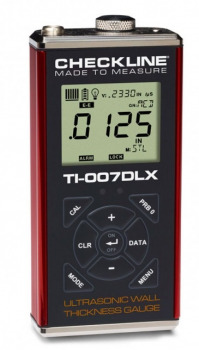 TI-007DLX for high-resolution measurements on thin-wall materials