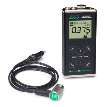 ZX-3 Wall Thickness Gauge